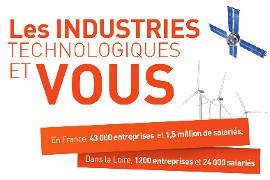 Se former pour travailler dans les Industries Technologiques en Auvergne Rhône-Alpes