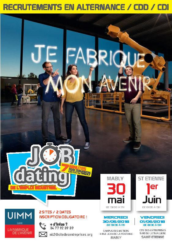 Dating emploi