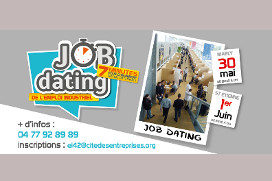 Job Dating 2018 de l'Emploi Industriel