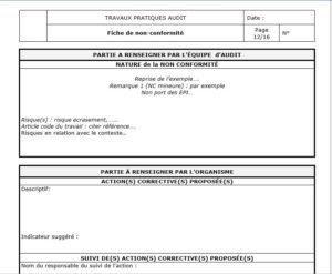 Audit interne AFPI Loire 5