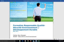 Formation Auditeur interne Responsable QSE