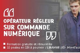 Operateur Commande numerique