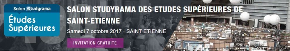 Salon Studyrama AAFPI Loire 2017