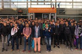 304 nouveaux apprentis ont fait leur rentrée au CFAI Loire