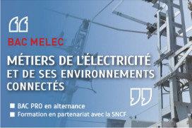 Offres Alternance BAC Pro MELEC SNCF