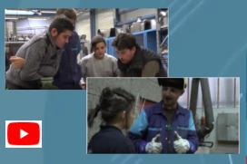 [Vidéo] Eva, Bac Pro Technicien en Chaudronnerie Industrielle