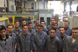 Un nouveau diplôme en alternance sur Loire Nord : Le BTS Maintenance des Systèmes