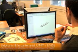 Ingénieur Apprenti Génie Mecanique Alternance POLE FORMATION LOIRE