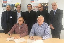 Formation Chaudronnerie et usinage : un partenariat CFAI Loire – AFEP