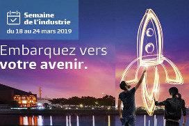 La Semaine de l'industrie 2019 avec l'UIMM Loire
