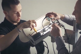 Robotique industrielle et formation