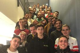 Remise des diplômes 2019 Saint-Étienne et Roanne / Mably