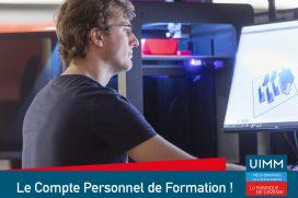 Le CPF et le Pôle Formation Loire-Drôme-Ardèche !